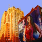 New York City - Mural
